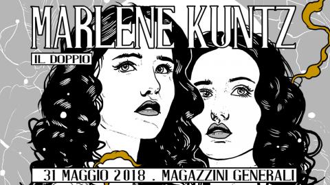 """Giovedì 31 Maggio: """"Il Doppio"""", show speciale ai Magazzini Generali di Milano"""