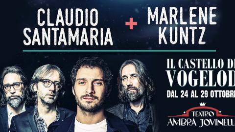 Il Castello Di Vogelod: dal 24 al 29 Ottobre al Teatro Ambra Jovinelli di Roma con Claudio Santamaria